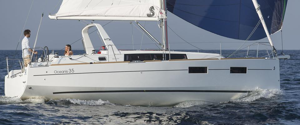 Oceanis 35.1 - New