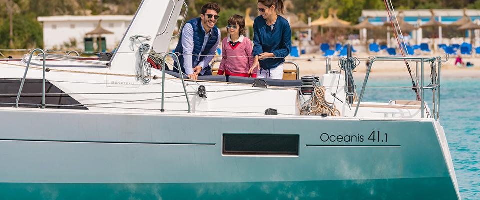 Oceanis 41.1 - New