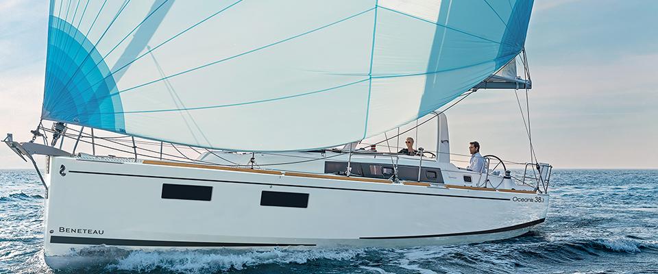 Oceanis 38.1 NEW
