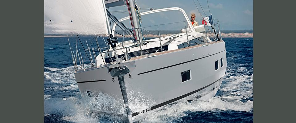 Oceanis 55.1 New