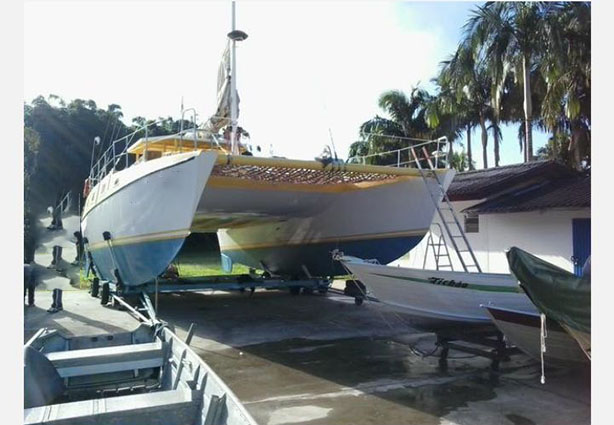 Catamarã Madeira 44' - 2008