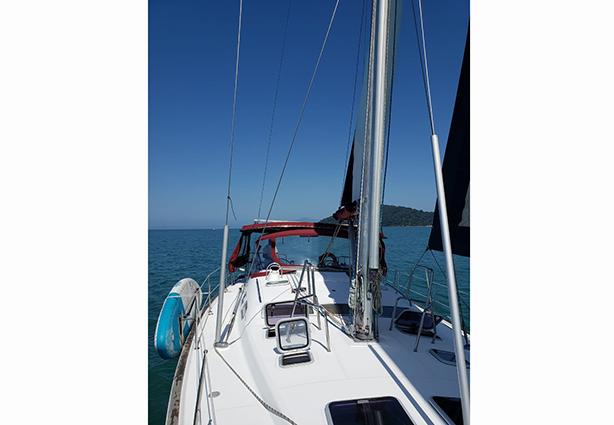 Beneteau Oceanis 473 - 2002