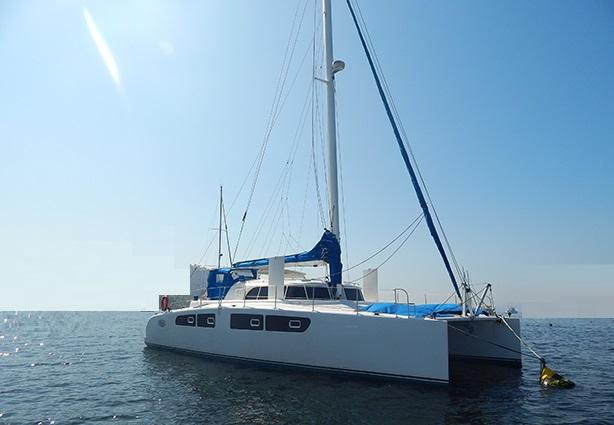 Catamara Dolphin 46 - 2008
