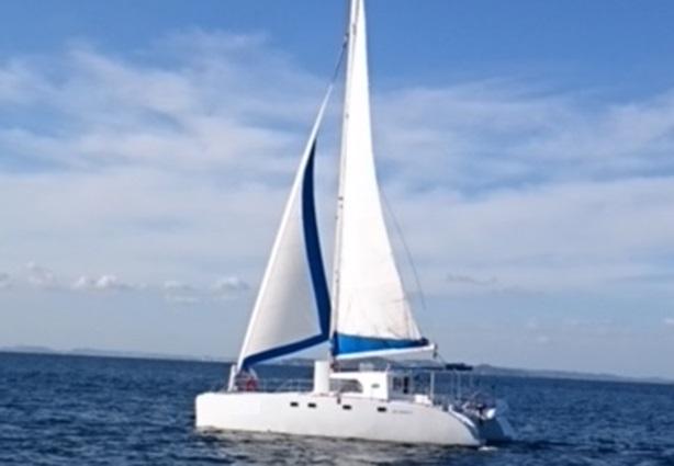 Catamarã Ocema 42 2013