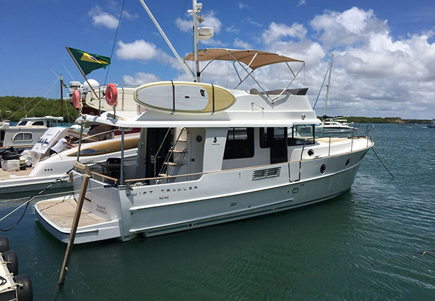 Beneteau Swift Trawler 44 - 2013