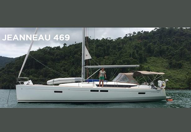 Jeanneau 469