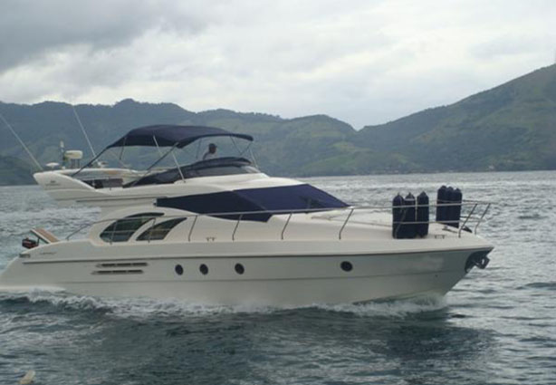 Intermarine 520 Full 2006