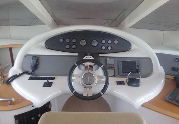 Intermarine Azimut 600 2009