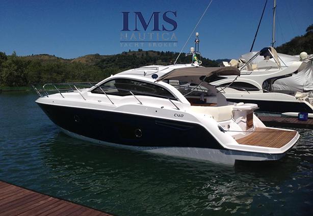 Sessa Marine C40 2013