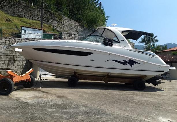 Searay 375 2013