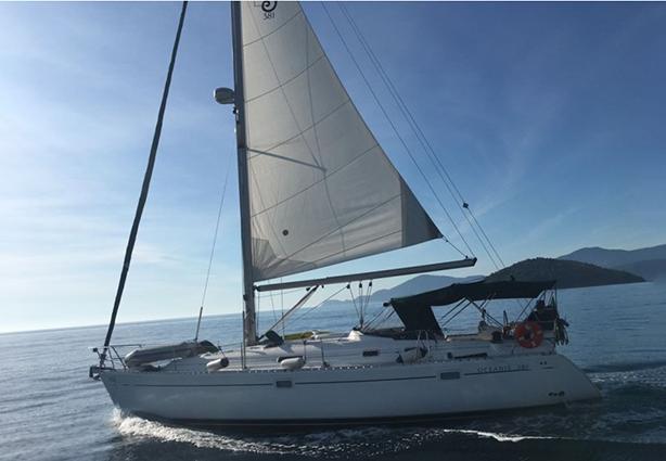 Beneteau Oceanis 381 1998