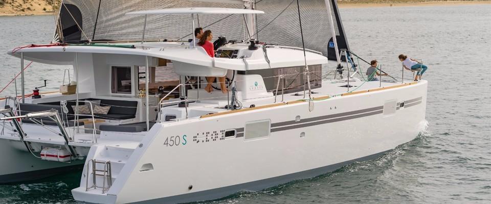 Lagoon 450 S