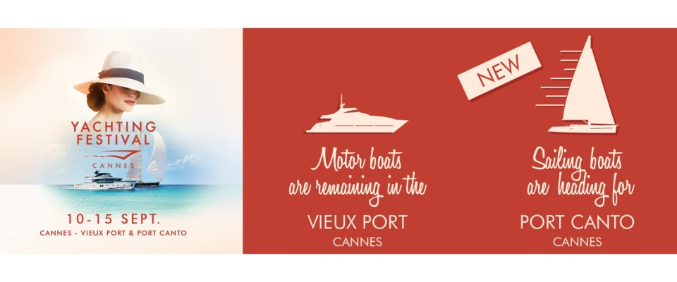 CANNES YACHTING FESTIVAL 2018 / 11 á 16 SET