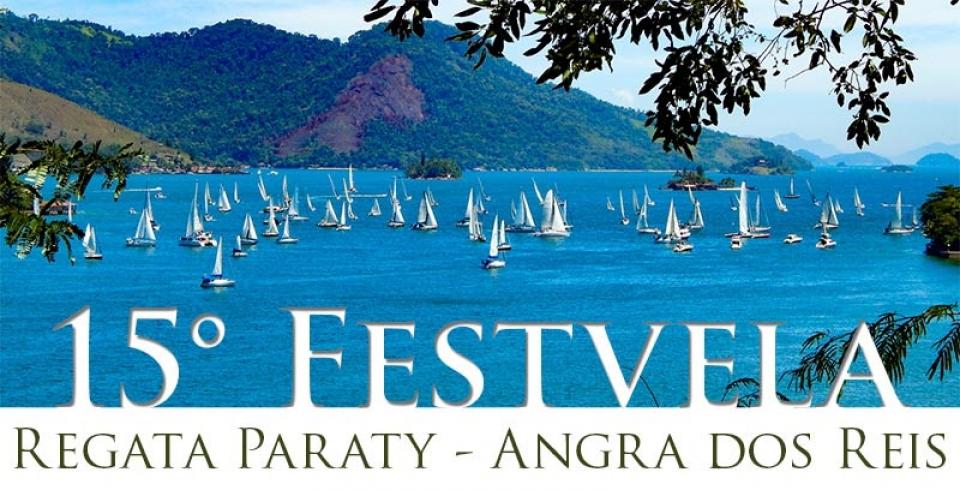 15º FESTVELA  /  REGATA PARATY- ANGRA DOS REIS 2018